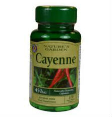 Nature's Garden Cayenne Capsules