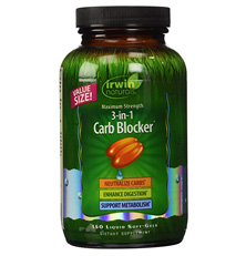 Maximum Strength 3-in-1 Carb Blocker