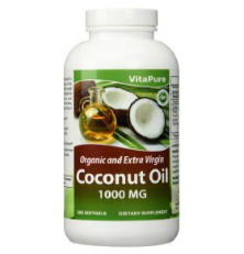 Vita Pure Coconut Oil